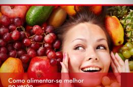 COMO ALIMENTAR-SE MELHOR NO VERÃO