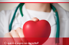 O que é o sopro no coração?