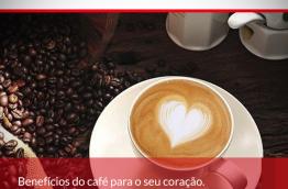 Benefícios do café para o seu coração.