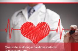 Quais são as doenças cardiovasculares que mais matam.