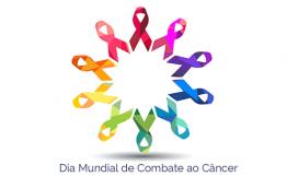 04 de fevereiro – Dia Mundial Contra o Câncer