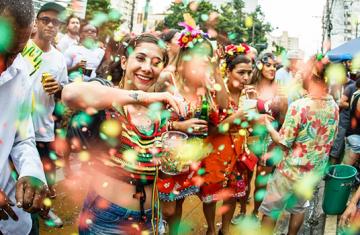 Carnaval: atenção ao ritmo do coração