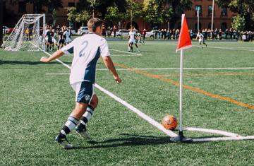 Benefícios de jogar futebol para a saúde