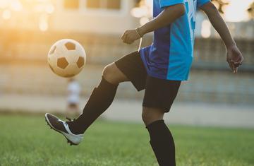 Conheça os benefícios de jogar bola