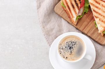 Café da manhã: O aliado do seu coração.