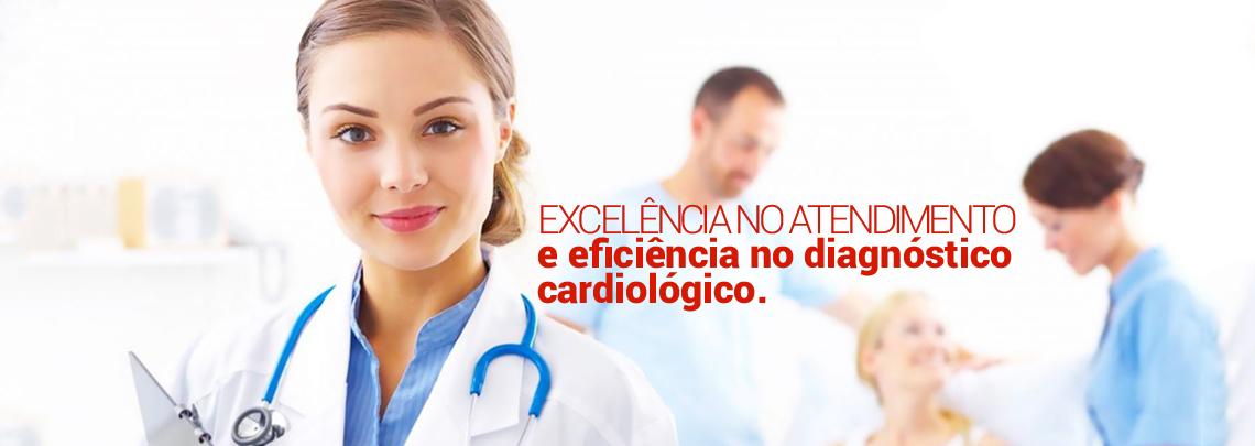 Eficiência no Diagnóstico Cardiológico